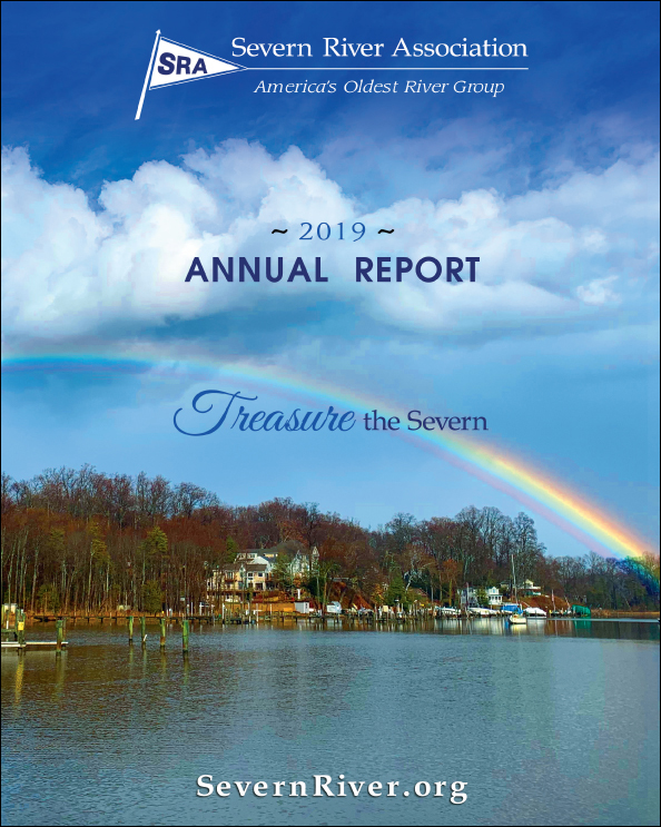 2019 Annual Report - Severn River Association